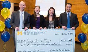 Social Impact Challenge Winners