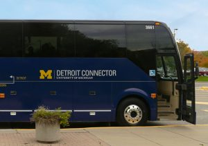 Detroit Connector Bus