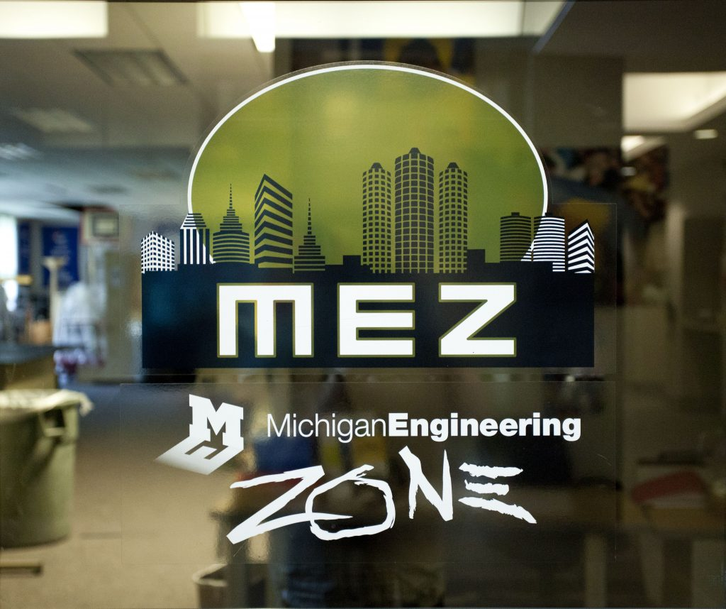 MEZ: Michigan Engineering Zone