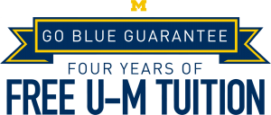 Go Blue Guarantee: Four Years of Free U-M Tuition