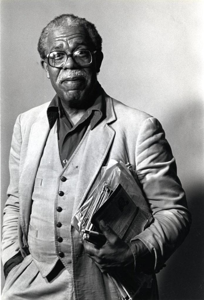 Dudley Randall Named Poet Laureate of Detroit